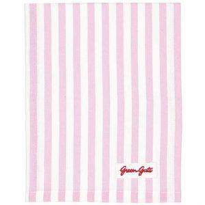Torchon Candy Pink GreenGate - Disponible au magasin L'Îlot Lamp' à Granville et sur notre site L'Îlot Lamp'. Retrouvez toute la collection GreenGate ici !