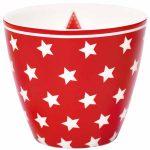 Mug Star Red GreenGate - Disponible au magasin L'Îlot Lamp' à Granville et sur notre site L'Îlot Lamp'. Retrouvez toute la collection GreenGate ici !