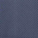Toile Cirée Dots Midnight Blue AU Maison - Disponible au magasin L'Îlot Lamp' à Granville et sur notre site. Retrouvez toute la collection AU Maison !