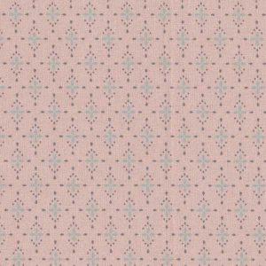 Toile Cirée Yasmin Powder Rose AU Maison - Disponible au magasin L'Îlot Lamp' à Granville et sur notre site. Retrouvez la collection AU Maison !
