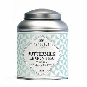 Thé Buttermilk Lemon Tafelgut - Disponible au magasin L'Îlot Lamp' à Granville et sur notre site L'Îlot Lamp'. Retrouvez la collection TAFELGUT ici !
