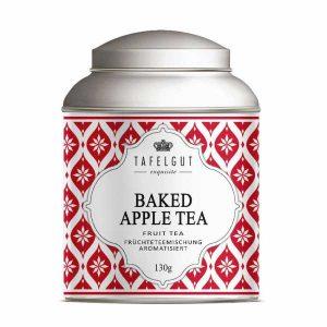 Baked Apple Tea - Fruit Tea / Infusion - Tafelgut - Disponible au magasin L'Îlot Lamp' à Granville et sur notre site L'Îlot Lamp'. Retrouvez la collection TAFELGUT ici !