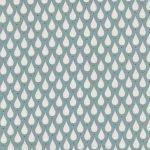 Toile Cirée Teardrops Ice Green AU Maison - Disponible au magasin L'Îlot Lamp' à Granville et sur notre site. Retrouvez toute la collection AU Maison !