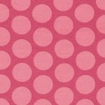 Super Dots Raspberry Peachy Pink AU Maison - Disponible au magasin L'Îlot Lamp' à Granville et sur notre site. Retrouvez la collection AU Maison !