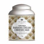 Cinnamon Banana Cream Cheesecake Tea - Fruit Tea / Infusion - Tafelgut - Disponible au magasin L'Îlot Lamp' à Granville et sur notre site. Retrouvez la collection TAFELGUT!