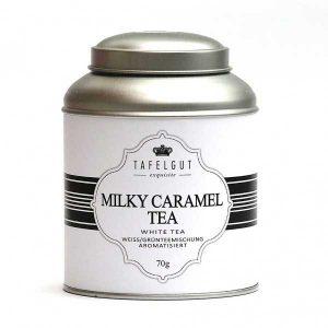 Milky Caramel Tea - White Tea - Tafelgut - Disponible au magasin L'Îlot Lamp' à Granville et sur notre site. Retrouvez la collection TAFELGUT!