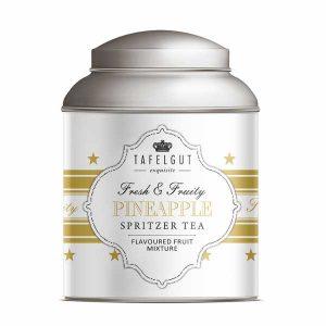 Pineapple Spritzer Tea - Fruit Tea / Infusion - Tafelgut - Disponible au magasin L'Îlot Lamp' à Granville et sur notre site. Retrouvez la collection TAFELGUT!
