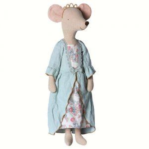 Mega Mouse Princess - Maileg - Disponible au magasin L'Îlot Lamp' à Granville et sur notre site. Retrouvez la collection MAILEG !