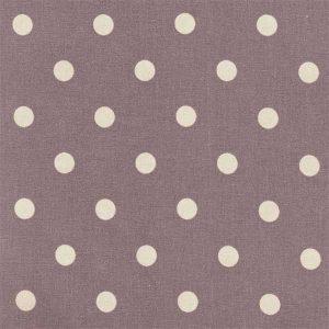 Toile Cirée Dots Misty Rose AU Maison - Disponible au magasin L'Îlot Lamp' à Granville et sur notre site. Retrouvez la collection AU Maison !
