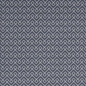 Toile Cirée Infinity Dusty Blue Midnight AU Maison - Disponible au magasin L'Îlot Lamp' à Granville et sur notre site. Retrouvez la collection AU Maison !