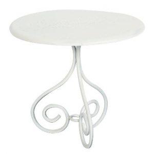 Coffee Table Off White - Maileg - Disponible au magasin L'Îlot Lamp' à Granville et sur notre site. Retrouvez la collection MAILEG !