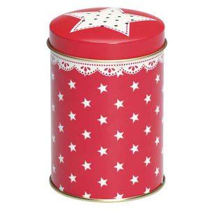 Saupoudreuse Star Red GreenGate - Disponible au magasin L'Îlot Lamp' à Granville et sur notre site L'Îlot Lamp'. Retrouvez toute la collection GreenGate ici !