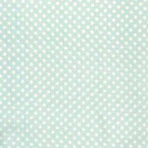 Toile Cirée Star Turquoise AU Maison - Disponible au magasin L'Îlot Lamp' à Granville et sur notre site L'Îlot Lamp'. Retrouvez toute la collection A.U Maison ici !