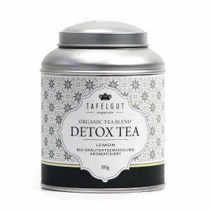 Detox Tea Organic Lemon Tafelgut - Disponible au magasin L'Îlot Lamp' à Granville et sur notre site L'Îlot Lamp'. Retrouvez la collection TAFELGUT ici !