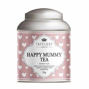 Happy Mummy Tea - Herb Tea Tafelgut - Disponible au magasin L'Îlot Lamp' à Granville et sur notre site L'Îlot Lamp'. Retrouvez la collection TAFELGUT!