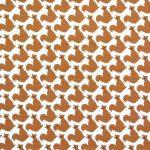Tissu Squirrel - Disponible au magasin L'Îlot Lamp' à Granville et sur notre site L'Îlot Lamp'. Retrouvez la collection de tissus ici!