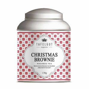 Christmas Brownie Tea - Rooibos Tea - Tafelgut - Disponible au magasin L'Îlot Lamp' à Granville et sur notre site. Retrouvez la collection TAFELGUT!