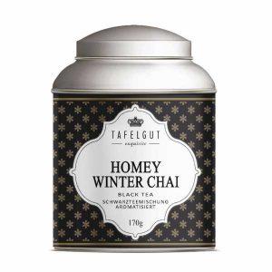 Homey Winter Chai Tea - Black Tea - Tafelgut - Disponible au magasin L'Îlot Lamp' à Granville et sur notre site. Retrouvez la collection TAFELGUT!