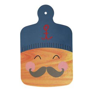 Planche à Découper Melamine Sailor Rice - Disponible au magasin L'Îlot Lamp' à Granville et sur notre site L'Îlot Lamp'.Retrouvez la collection Rice