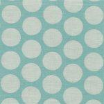 Toile Cirée Super Dots Aqua Sky AU Maison - Disponible au magasin L'Îlot Lamp' à Granville et sur notre site. Retrouvez la collection AU Maison !