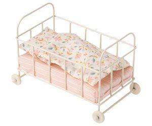 Lit Métal Baby Cot Micro - Maileg