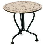 Vintage Tea Table - Micro - Anthracite