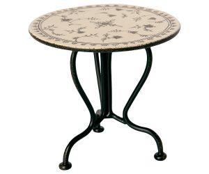 Vintage Tea Table - Micro - Anthracite
