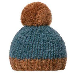 Bonnet Best Friends Knitted Hat Petrol Brown - Maileg - Disponible au magasin L'Îlot Lamp' à Granville et sur notre site. Retrouvez la collection MAILEG !
