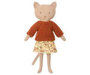 Chaton Kitten Sand - Maileg - Disponible au magasin L'Îlot Lamp' à Granville et sur notre site. Retrouvez la collection MAILEG !