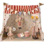 Grand Cirque Circus - Maileg - Disponible au magasin L'Îlot Lamp' à Granville et sur notre site. Retrouvez la collection MAILEG !
