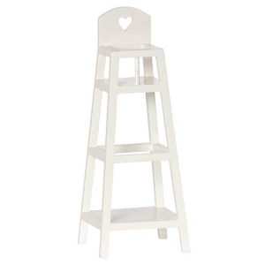 High Chair Chaise Haute My - Maileg - Disponible au magasin L'Îlot Lamp' à Granville et sur notre site. Retrouvez la collection MAILEG !