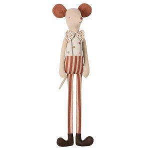 Circus Stilt Clown Maxi Mouse - Maileg - Disponible au magasin L'Îlot Lamp' à Granville et sur notre site. Retrouvez la collection MAILEG !