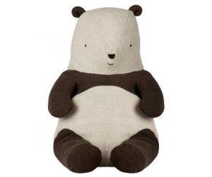 Panda Medium - Maileg - Disponible au magasin L'Îlot Lamp' à Granville et sur notre site. Retrouvez la collection MAILEG !