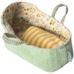 Carry cot MY - mint Baby - Maileg -