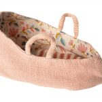 Carry cot MY - Misty Rose Baby - Maileg -