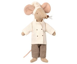 Chef Mouse Dad