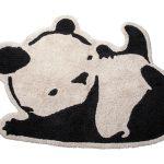 Panda Rug Black and White - Maileg -
