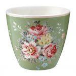 Latte Cup - Mug Aurélia Green Greengate -