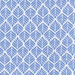 Toile Cirée Trigo French Blue AU Maison