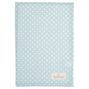 Torchon Spot Pale Blue - GreenGate