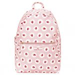 Backpack Strawberry Pale Pink - Greengate