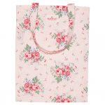 Tote Bag Coton Marley Pink - GreenGate
