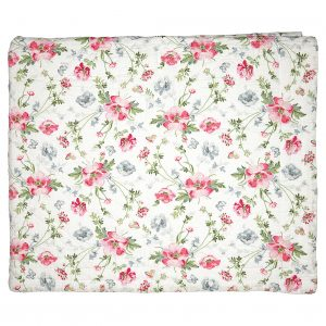 Bed Cover Meadow White