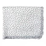 Quilted Bed Cover Joselyn White