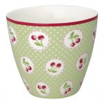Latte Cup Cherry Berry - Greengate -