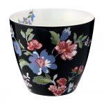 Latte Cup - Mug Isobel Black