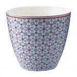 Latte Cup - Mug Juno Dusty Blue