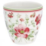 Mini Latte Cup Meadow White - Greengate
