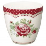 Mini Latte Cup Mary White