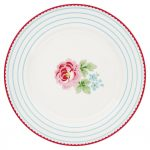 Assiette D20.5 Lily White -GreenGate